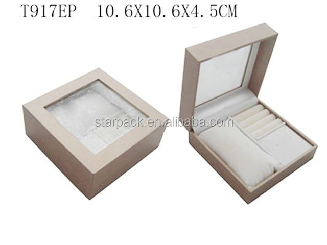 Cheap Wholesale Ring Boxes