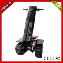 ESWAY E2 folding all-terrain cross-country caterpillar 200cc gas scooter