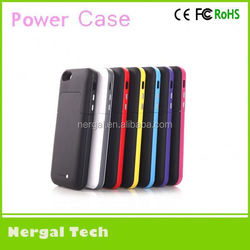 external battery backup charging bank power case for iphone 6