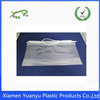 Reusable wholesale Hotel pe tape laundry plastic bag made in China.