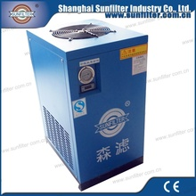 Compressed freeze dryers for 3000 psi air compressor