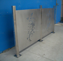 Audemar Metal Privacy Screens