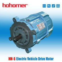 electric vehicles car motor 5KW driving electric car Motor DC72v