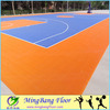 Plastic flooring tiles outdoor basketball court flooring