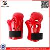 dipped foam taekwondo gloves taekwondo equipo de entrenamiento
