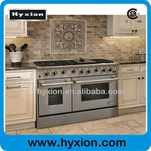 Kitchen Appliance Wholesale gas range with Grill Top