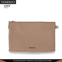 Comfortable Custom Craft Hot Sale Fashion Croco Pu Lady Bag Lady Hand Bag