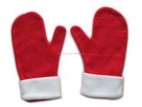 China wholesale custom Christmas gift winter gloves