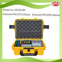 high impact temperature resistance small plastic equipment case