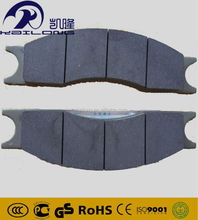 brake pad for LG953 wheel loader spare parts