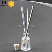 2015 Best Seller Home Air Freshener And Decoration Wholesale Aroma Reed Diffuser Glass Bottle