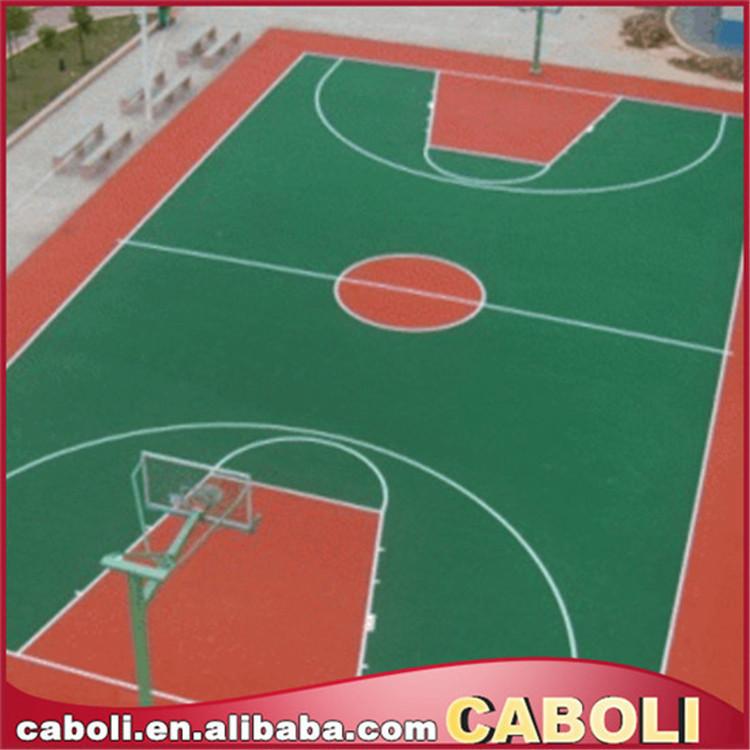 Caboli Tinta Acr 237 Lica Para Quadra De Badminton E Quadra De