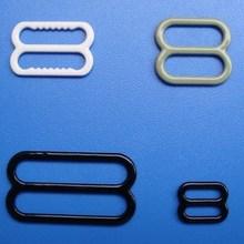8 shaped metal bra strap buckle for women's bra