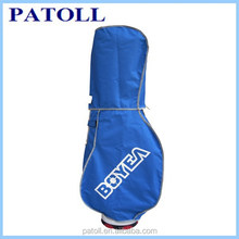 China manufactory custom nylon waterproof golf bag rain cover