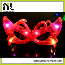2015 wholesale party supplies electric led face mask