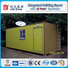 2015 Sandwich Panel steel structure Container house