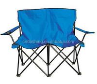 Double folding chair umbrella table cooler fold up beach picnic camping garden camping chair