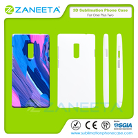 Heat Transfer Sublimation Mobile Cover 3D Blank Sublimation Cell Phone Case For Oneplus Two In India