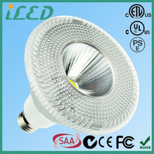 GU10 E26 E27 Par38 Light Fitting LED Spotlight Warm White 20W Dimmable 2700K 3500K