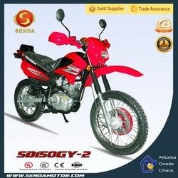 New Enduro Gas 150cc Cross Off Road Dirt Bike For Sale Hyperbiz SD150GY-2