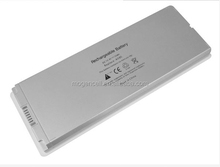 "Sufficient capacity for Macbook 13"" A1185 10.8v/55wh white a1185 for apple"