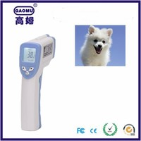Whoselase Non contact infrared digital veterinary thermometer with laser poiint