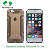 Armor slim transparent phone case 6 colors waterproof soft TPU mobile cell phone case cover for Apple iphone 6 /6 plus