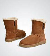 Brand And Original Australia Merino Sheepskin Winter Snow Boot For Men