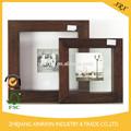 venta caliente de la guitarra de la foto marco decorativo de buena calidad de madera fsc de marco de fotos