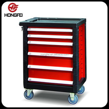 6 Drawer Tool Trolley Tool Box Tool Car Drawer Cabinet