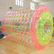PVC/TPU 2-3m water walking rollers/inflatable water roller