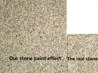 Exterior Wall Liquid Granite Stone Paint