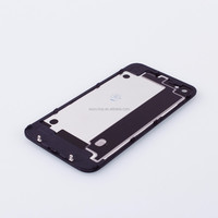 For Apple iPhone 4S Replacement back battery cover - Colour Black