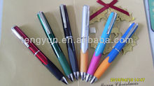 soft grip high quality ballpoint pen,promotion pen 2494