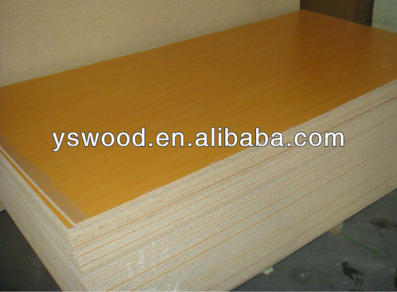 Pre laminated particle board as your request buy