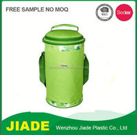 Trade assurance supplies cooler bag with speaker