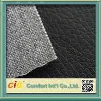 Factory Price High Quality PU PVC Car Seat Leather