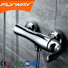 China supplier 2014 D4H4 Nickel silver spa shower set