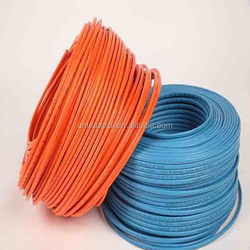 indoor defrost gutter heat cable rain gutter heat resistance cable Heat riveway heating cable