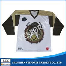 sportswear hockey clothing cheap price with custom design