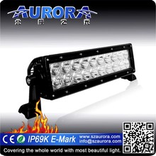 AURORA 10inch led light bar light hid led kazuma atv parts