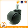 Low Price Plastic Tpr Furniture Caster Wheel for Office Chair