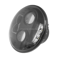 Big promotion 7inch motorcycle led headlight led off road headlight