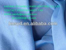 nice quality 100% polyester mercerized velvet for sports wear