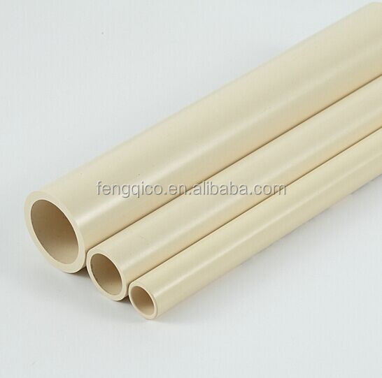 Pressure pipe hot and cold water supply astm2846 standard for Cpvc hot water