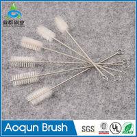 cleaning tube brush nylon cleaning brush