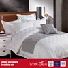 300TC Jacquard Wholesale Bedding Set Motel Cheap Duvet Cover