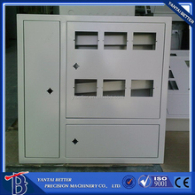 customized precision industrial electrical power distribution box