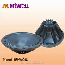 Pro stage outdoor two to three way system live sound speaker at Top quality