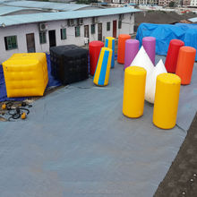 A Whole Set Water park Play Equipment , Water inflatable Buoy